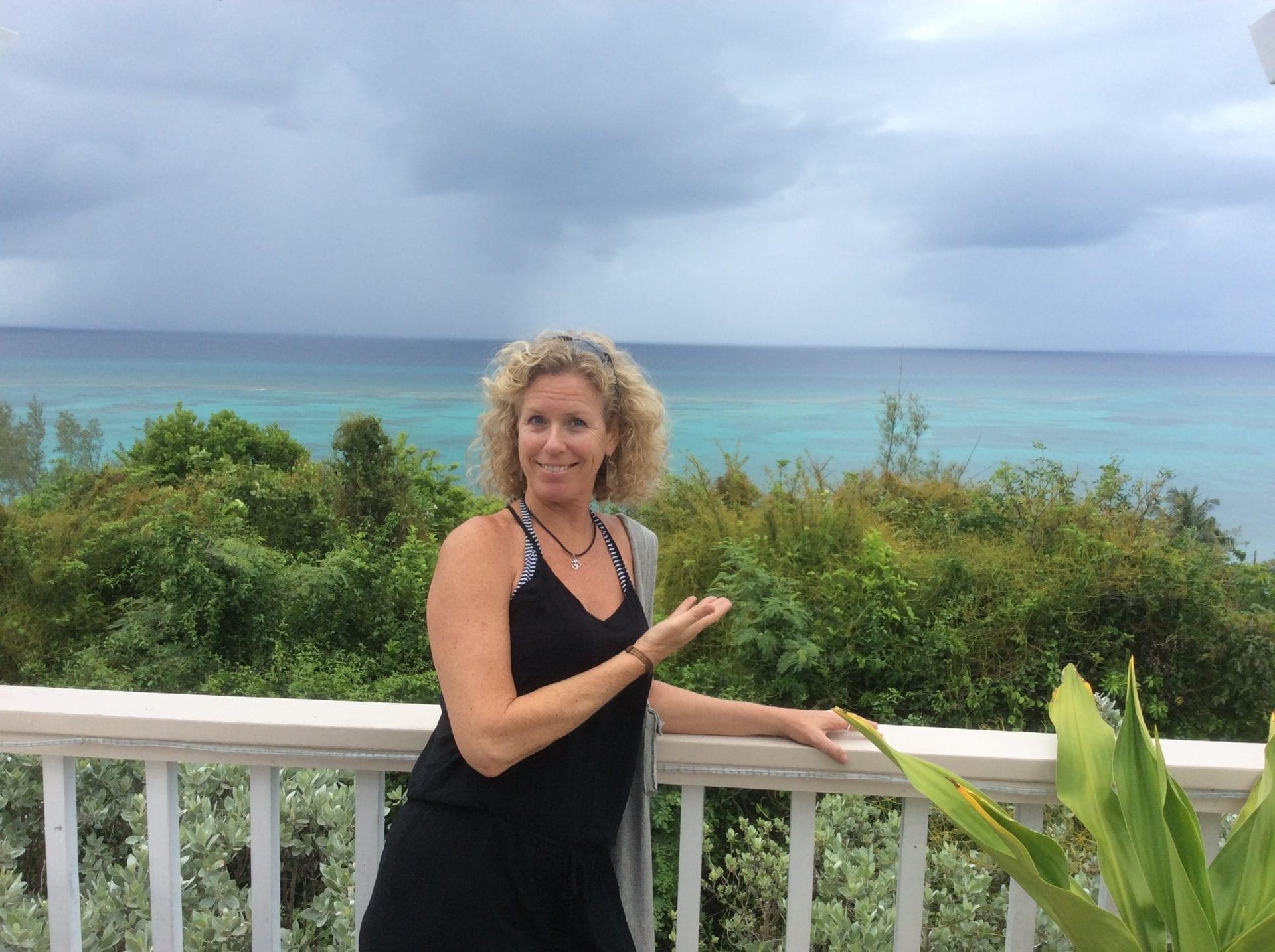 Tanya Chappell Eleuthera Island 2015